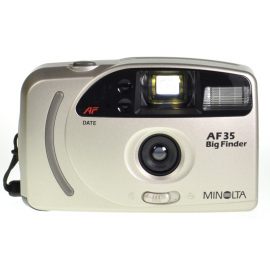 Minolta AF35 Big Finder Date
