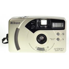 Nikon AF240SV Quartz Date