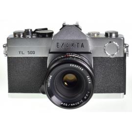 Exakta TL 500 + 50mm f/2.8 Auto Exaktar