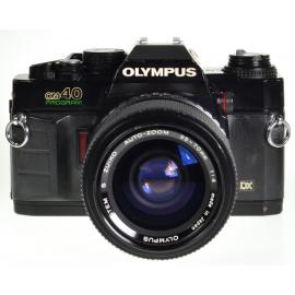 Olympus OM-40 Program + S Zuiko 35-70mm f/4 Auto-Zoom