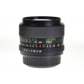 Cosina Cosinon 28mm f/2.8 Auto MC - Pentax K