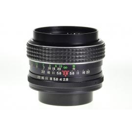 Exaktar 35mm f/2.8 Auto - M42