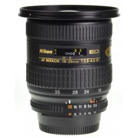 Nikon AF Nikkor 18-35mmm f/3.5-4.5 D ED IF