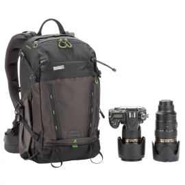 Think Tank MindShift BackLight 18L, Charcoal backpack