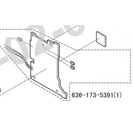 MAIN PCB UNIT W/BATTERY COOLPIX P900