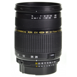 Tamron SP AF 28-75mm F/2.8 XR Di LD Aspherical [IF] MACRO - Nikon