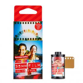 Lomography Color Negative 35mm ISO 100 3 pack