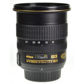 Nikon AF-S DX Nikkor 12-24mm f/4 G ED (IF) Aspherical