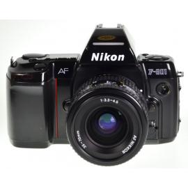 Nikon F-801 + AF Nikkor 35-70mm f/3.3-4.5