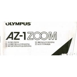 Olympus AZ-1 Zoom - Manual