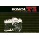 Konica Autoreflex T3 Instructions