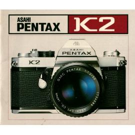 Asahi Pentax K2 Käyttöohje