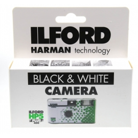 Ilford Black & White Single Use Film Camera