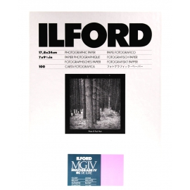 Ilford MULTIGRADE IV RC DE LUXE, Glossy - Photographic Paper 17,8 x 24cm/100 Sheet