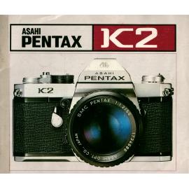 Pentax K2 Käyttöohje