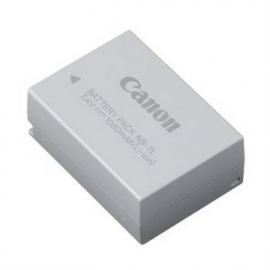 Canon NB-7L - Battery Pack
