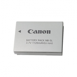 Canon NB-5L - Battery Pack