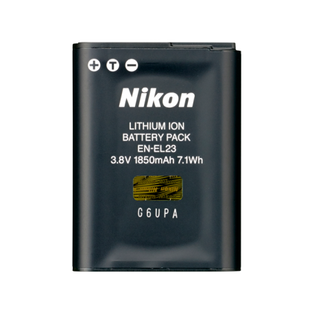 Nikon Rechargeable Li-ion Battery EN-EL23
