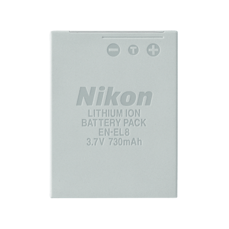 Nikon Rechargeable Li-ION Battery EN-EL8