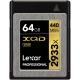 Lexar Professional 2933x 64GB XQD