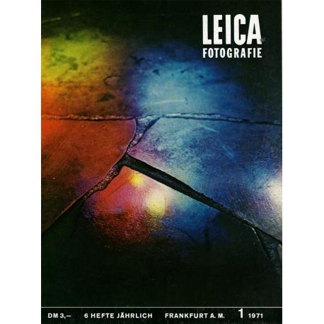 Leica Fotografie Magazine - 1/1971