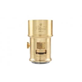 New Petzval Lens 85mm - Brass