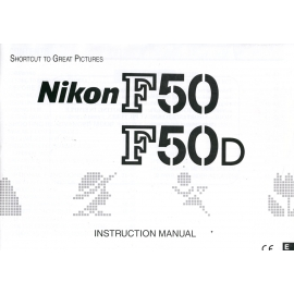 Nikon F50/F50D - Instructions