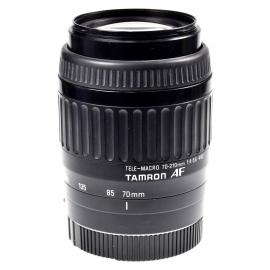 Tamron 70-210mm f/4-5.6 - Minolta AF kiinnitys