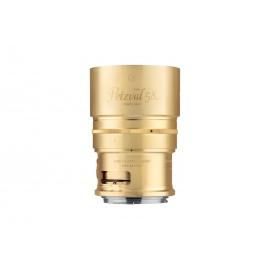 The New Petzval 58 Bokeh Control Art Lens Brass