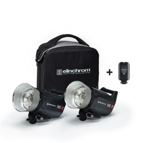 Elinchrom ELC Pro-HD 500/500 To Go Set
